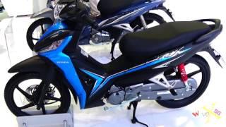 Video Honda Wave RSX Fi Blue - Revo Fi Blue - Walkaround - VMS 2017 MP3, 3GP, MP4, WEBM, AVI, FLV Desember 2018
