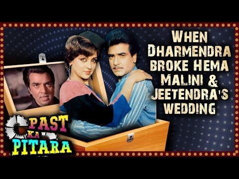 Love Triangle Of Jeetendra, Hema Malini & Dharmend