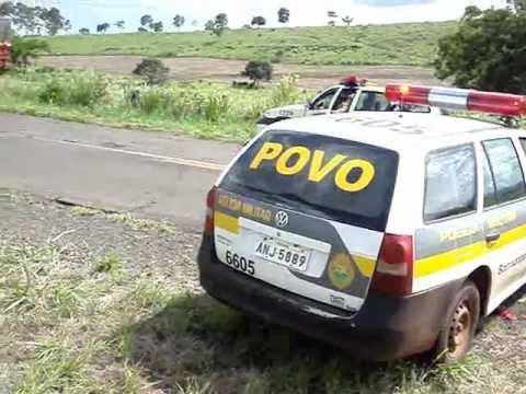 Motociclista morre ao colodir com caminhao entre Borrazopolis e Kalore  (Borrazopolis Noticias)