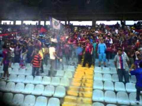 SANCHO ETERNO CHAIMA - Guerreros Chaimas - Monagas