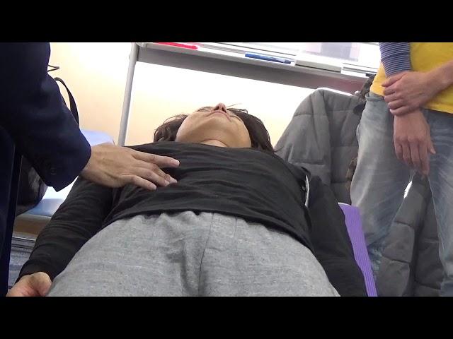肝臓治療【内臓治療‐反射点など】