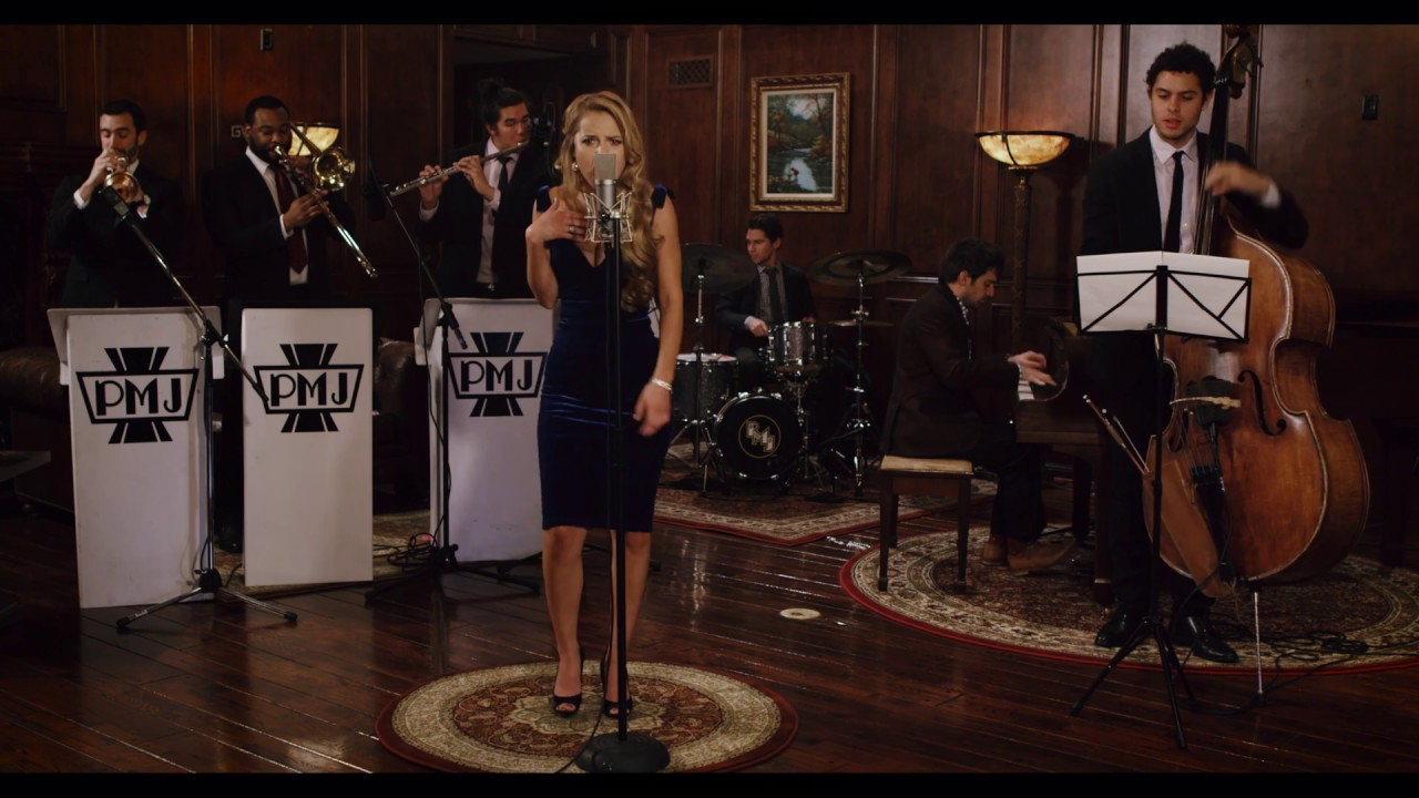 Santeria – Vintage '40s Big Band Sublime Cover ft. Natalie Angst