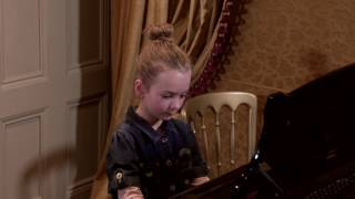 Anthony's brief about March at WKMT - Piano lessons for kids
