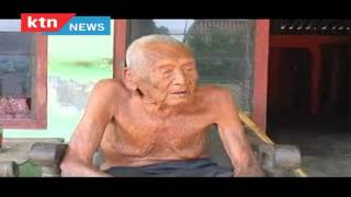 Meet 145 year old man who is asking GOD to take him home