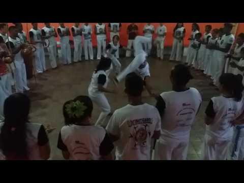 Roda de capoeira em Eirunepe 2004