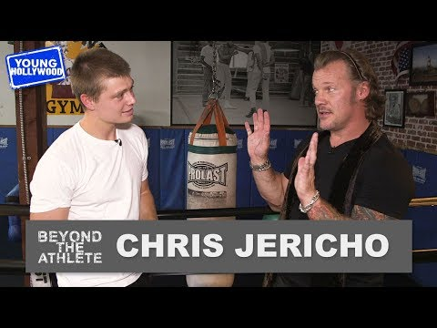 Chris Jericho Runs a Gym for a Day!