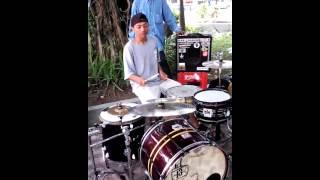 Dano't SDS Drum Cover *Closehead - berdiri teman *