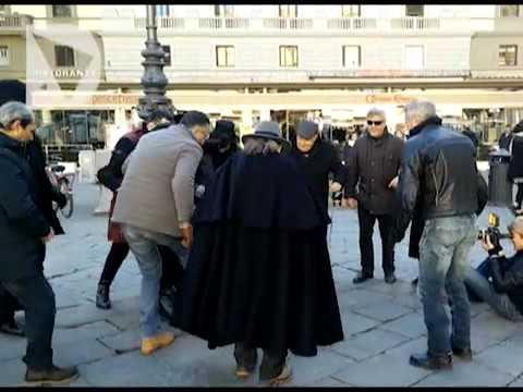 ALEANDRO BALDI E RICCARDO AZZURRI BACKSTAGE VIDEO CANZONE LA RISCOSSA - VIDEO