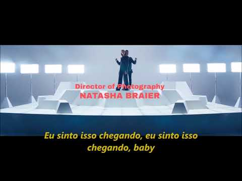 Cópia De The Weekend - I Feel It Coming- Fan Video Lyrics Legendado