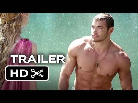 The Legend Of Hercules Official Trailer #2 (2014) - Kellan Lutz Movie HD