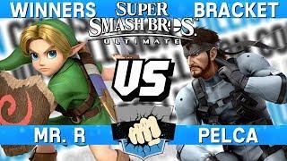 Collision 2019 - Mr. R (Y.Link) vs Pelca (Snake) - Smash Ultimate Tournament Set