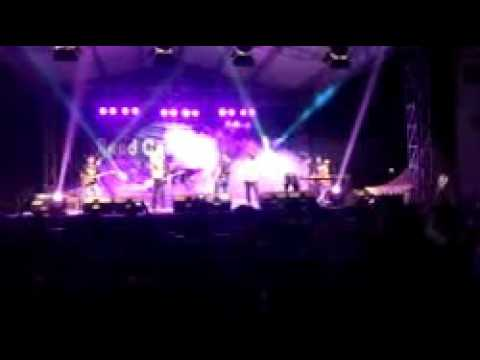 surya cipta karnival band competition perform BAAZ BAND (PT.RII)