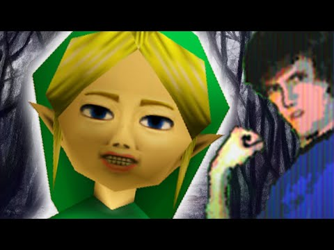 Drowned - The G-Files: Zelda on the Ben Drowned creepypasta + friends. Continuing on with the delayed + extended ZELDA MONTH #2! ----- http://www.facebook.com/PeanutBu...