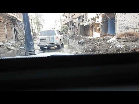 Syrien: UN erstmals seit 2014 wieder in Deir ez-Zor