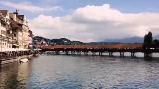 スイス発 ルツェルン観光3大名所が見れるスポット!【スイス情報.com】