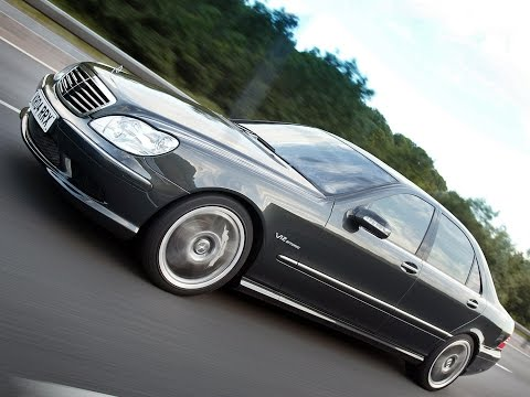 Mercedes benz w 220 long снимок