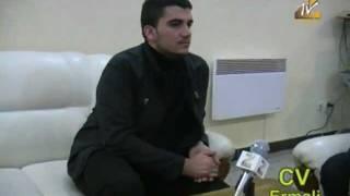Ermal Fejzullahu CV - ZICO TV