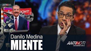 Danilo MIENTE ante la asamblea en Perú – Abril 16 2018