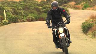 9. Zero Motorcycles - Zero DS 2012