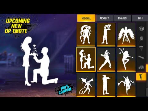 FREE FIRE UPCOMING NEW EMOTE   FREE FIRE NEW CHARACTER   FREE FIRE NEW PET   FREE FIRE OB28 UPDATE