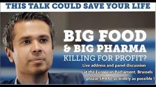 Video Killing For Profit - at the European Parliament ! #LCHF Aseem Malhotra MP3, 3GP, MP4, WEBM, AVI, FLV Juli 2018