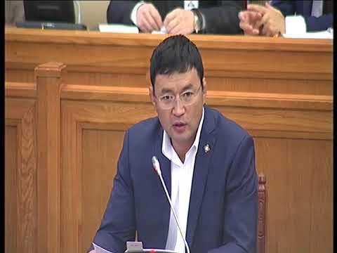 А.Сүхбат: Туул гол сүйдвэл Монголчууд усгүй болно
