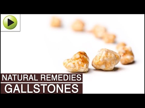 Gallstones - Natural Ayurvedic Home Remedies