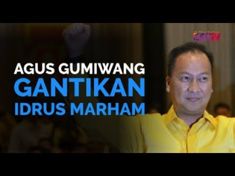 Agus Gumiwang Gantikan Idrus Marham