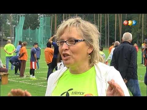 """Starptautiskas sacensības bērniem un jauniešiem ar speciālām vajadzībām """"Mēs varam"""""""
