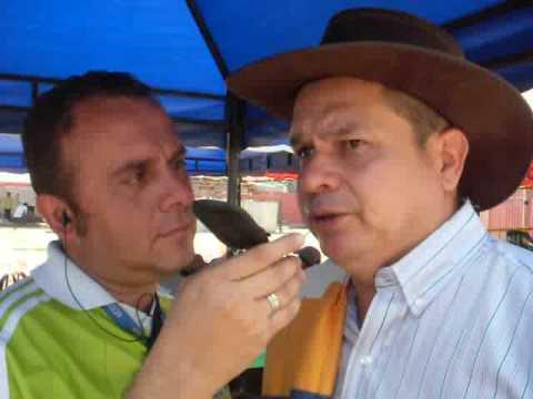 Entrevista al Alcalde Piedras