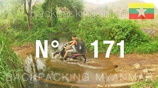 Hsipaw Myanmar  city photos : Was für ein Tag ! Hsipaw Myanmar / Weltreise Vlog / Backpacking #171