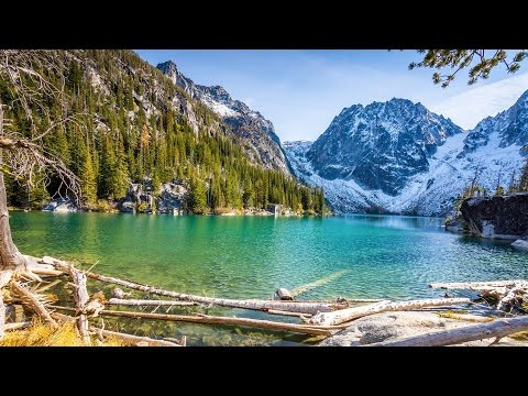 Beautiful Washington. Episode 1 - Scenic Nature Documentary Film about Washington State