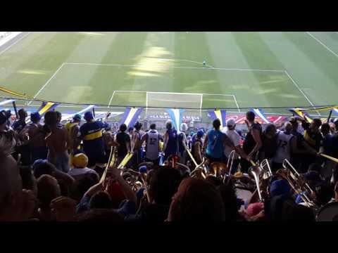 Para ser campeon hoy hay q ganar.... (gol en contra de racing) 4/12/16 - La 12 - Boca Juniors