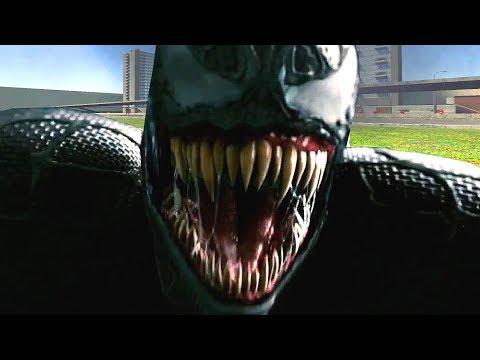 Garrys Mod - ATTACKED BY VENOM IN GMOD!!! - Garry's Mod Venom (2018) Mod