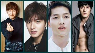 Video 10 Highest Paid Korean Actors MP3, 3GP, MP4, WEBM, AVI, FLV Oktober 2018