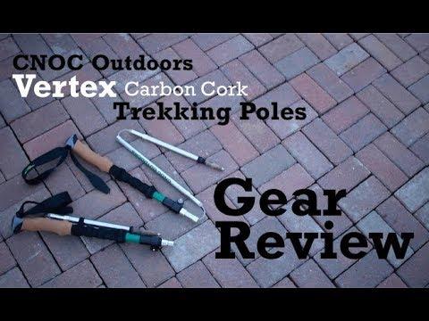 CNOC Vertex Carbon Cork Trekking Pole Review