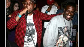 Kendrick Lamar feat. Jay Rock - Work Out (Freestyle)
