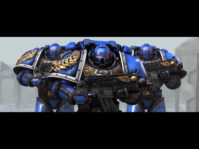 Видео к игре Warhammer 40,000 Regicide