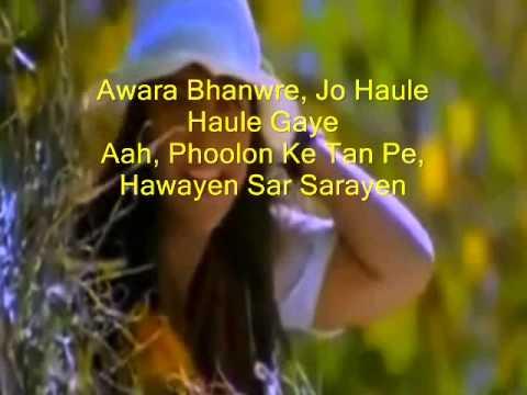 Video Awaara Bhanwara ( Sapnay ) Free karaoke with lyric by Hawwa - download in MP3, 3GP, MP4, WEBM, AVI, FLV January 2017