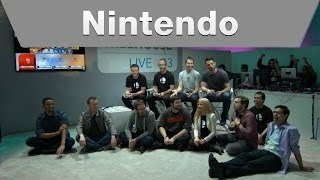 Nintendo Treehouse: Live @ E3 2014 — Day 3: Super Smash Bros. Wii U Treehouse Rules