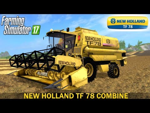 New Holland TF78 1.0