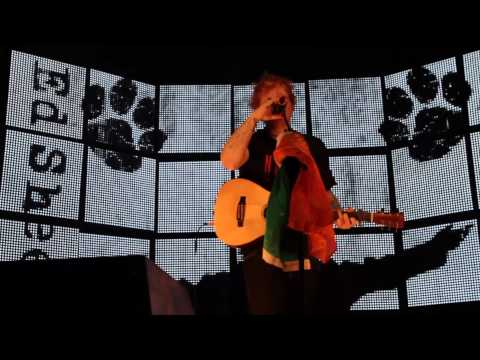 Ed Sheeran UK & Ireland Tour Diary