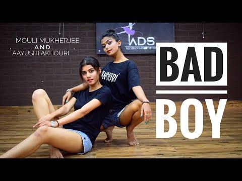 Bad Boy - Saaho   Badshah and Neeti Mohan   Prabhas and Jacqueline   Dance Flick