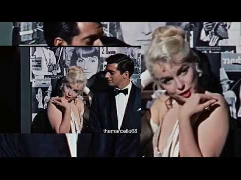 MARILYN MONROE singing and dancing Specialization - The RARE Musical Movie Scene HD