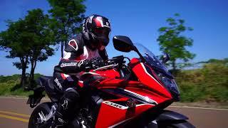 10. Honda CBR 650F 2018