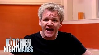 GORDON RAMSAY'S BEST LINES - Best Of Kitchen Nightmares