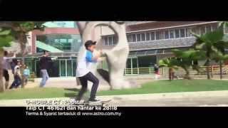 Popstar (Lagu Tema Ceria Popstar) - Daiyan Trisha & Akim (Official Music Video)