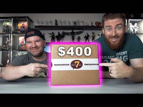 $400 Funko Pop Mystery Box from 7BUCKSAPOP