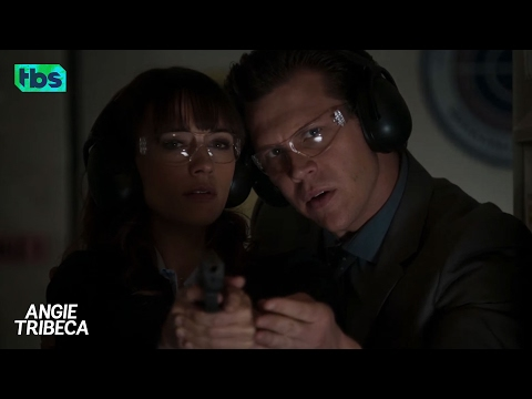 Angie Tribeca: Shooting Range | Season 3 | TBS