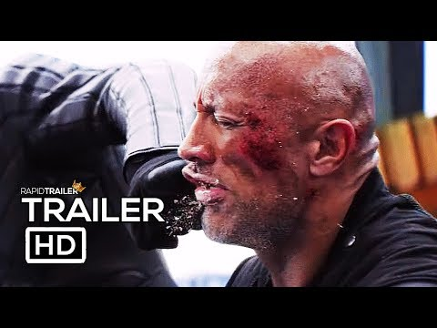 HOBBS AND SHAW Official Trailer #2 (2019) Dwayne Johnson, Fast & Furious Movie HD